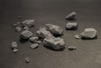 Material #01: Concrete exhibition