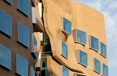 Frank Gehry's first Australian building opens