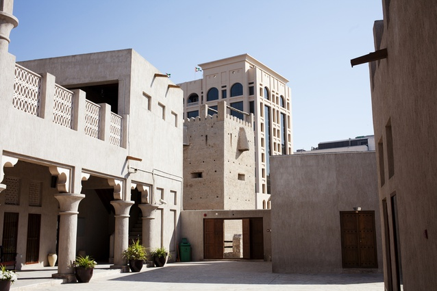 Dubai is underpinned by centuries-old history, seen in the architecture and design of the city.