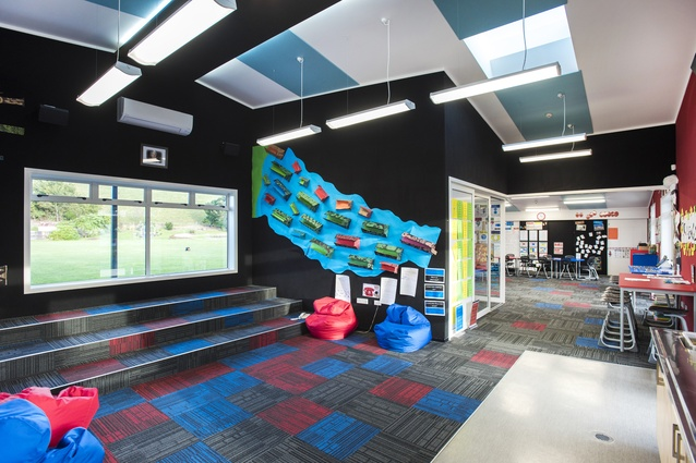 Education winner: Kaiti School, Wharekauri – New Classrooms by Architects 44.
