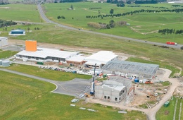 Ohakea: five star facility