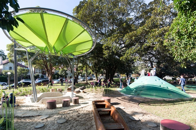 Communities invited to help design dream park architectureau for Landscape architecture courses sydney