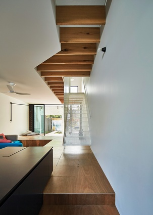 Mills – The Toy Management House (Vic) by Austin Maynard Architects.