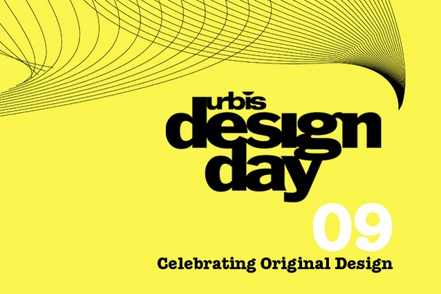 Designday® 2009 branding.