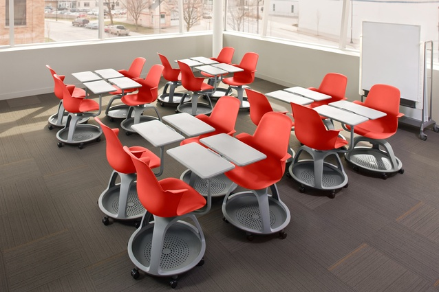 How Classroom Design Affects Learning : How classroom design affects student engagement
