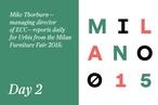 Milan Furniture Fair 2015: Day 2