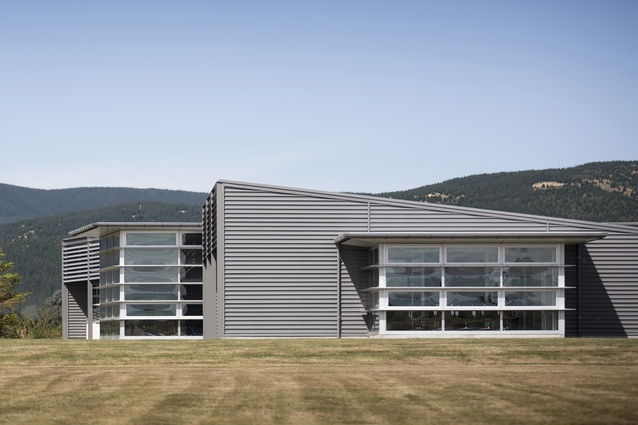 Commercial Architecture Award: Calder Stewart Head Office Complex by Mason and Wales Architects.