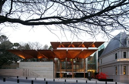 2012 National Architecture Awards: Jørn Utzon Award