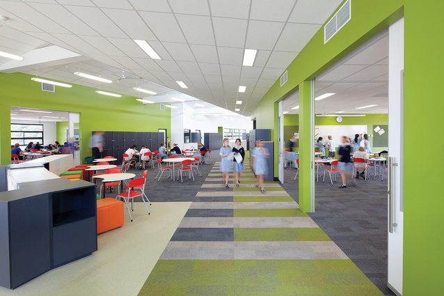 Classroom Design Secondary ~ Three school projects go beyond the classroom architectureau