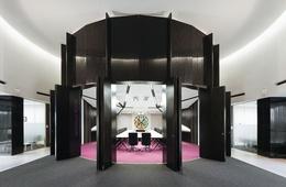 Under the dome: La Trobe Chancellery