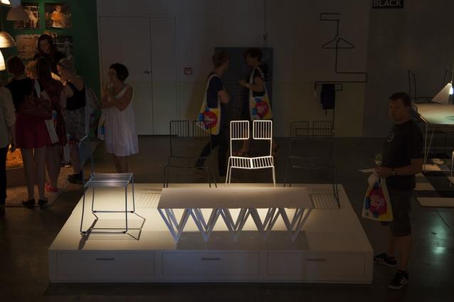 Highlights of Urbis Designday 2012.