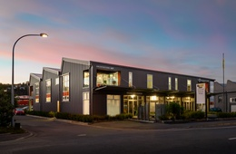 2017 Gisborne/Hawke's Bay Architecture Awards