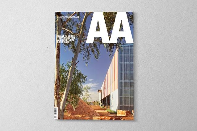 <i>Architecture Australia</i> January/February 2017.