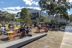Northern Plaza, Monash University Clayton