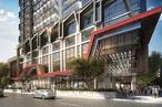 Brisbane's new sunsmart nano-glass tower