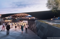Shortlist revealed: Competition to design new Frankston station
