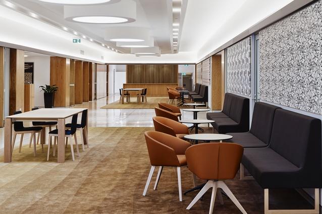 Paspalis Business Centre, Darwin by Georgina Wilson Architect.
