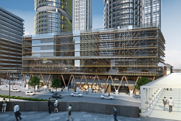 Australia To Get First Commercial Timber Office Building