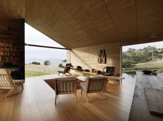 The Shearer's Quarters by John Wardle Architects.