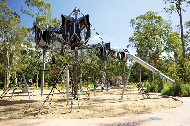 The evolution of playspaces | ArchitectureAU