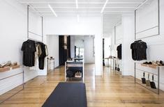Architecture + fashion