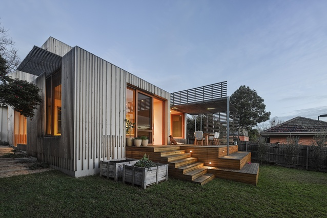 Bayside Residence by FMD Architects.