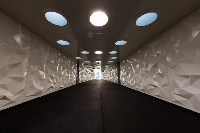 Finalist: Craftsmanship – Harewood Underpass by Jasmax.