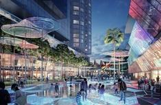 Revised designs for Parramatta Square public domain released