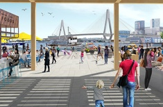 Designers wanted for new Sydney Fish Market