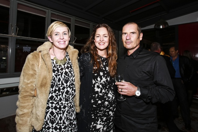 L to R: Sarah Phillipps, Nicola Herbst and Lance Herbst.