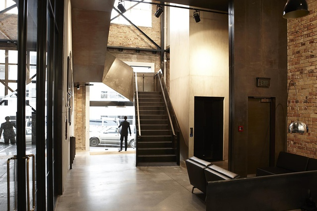 Finalist: Workplace – Fox Street Office by Fearon Hay Architects.