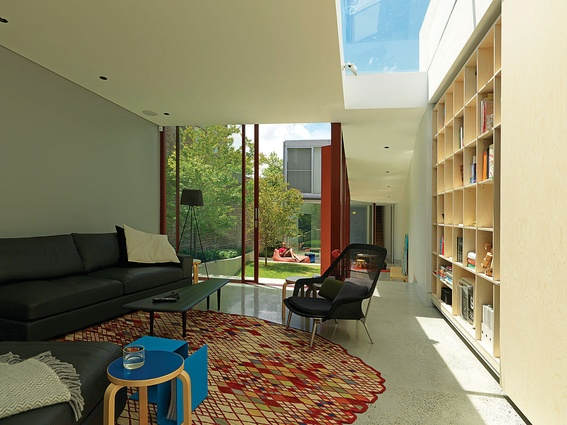 Annandale House by CO-AP.