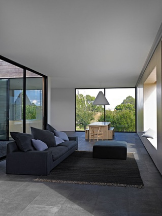 Courtyard House – Studio Moore
