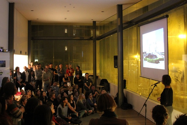 UrbanFRINGE presentations from the NEXUS fringe events program.