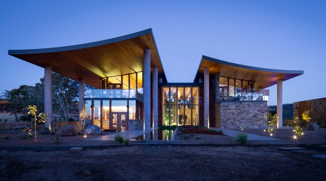 Residence 2012 by Walter Brooke & Associates.