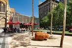 Melbourne's City Square