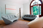 Ligne Roset exhibition aims to rethink apartment living