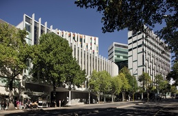 AUT University's Sir Paul Reeves Building