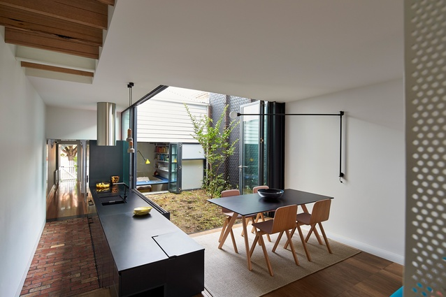 Mills – The Toy Management House by Austin Maynard Architects.
