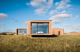 Rural living: Sliding House