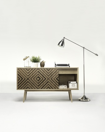 Casanova sideboard from Wewood.