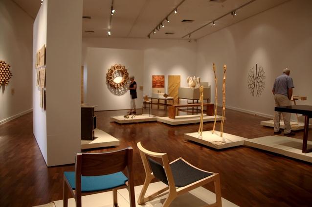 Woodwork Exhibition