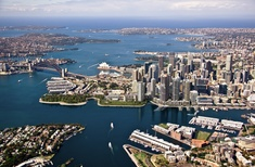 Barangaroo design director appointed
