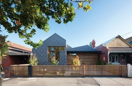 2015 Houses Awards: House in a Heritage Context