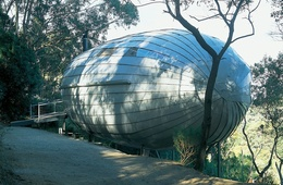 Cocoon House (2001) first house