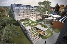 Northbourne flats competition winner announced