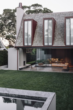 Housing category finalist: Remuera House, Auckland by Fearon Hay Architects.