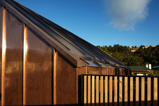 Mountain Retreat Medical Clinic by Circa Morris-Nunn.