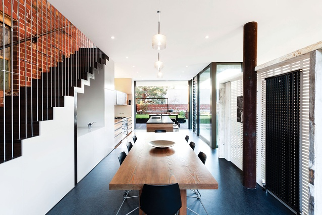 House in a Warehouse (Vic) by Splinter Society Architecture.