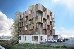 Auckland apartment design competition winner revealed
